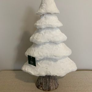 Other - White fur tree